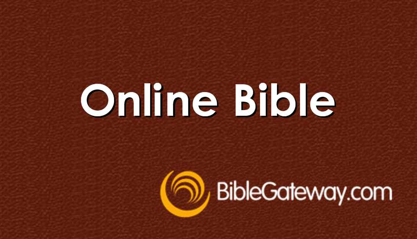 Bible Gateway Html Autos Post